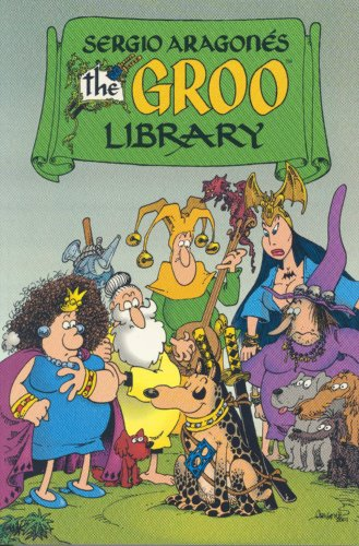 Sergio Aragones' Groo: Library, Mr. Media Interviews