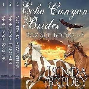 Echo Canyon Brides Box Set Audiobook