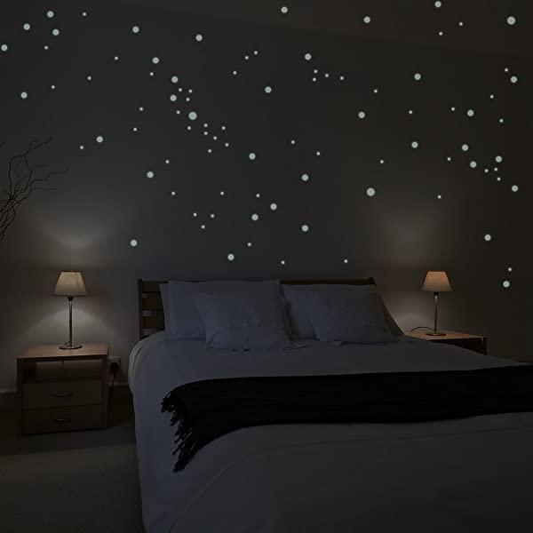 kids,children,gift-ideas,home,bedroom,shopping,sky,star,sticker,bed,nursery