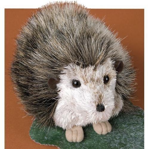 """Hillary Hedgehog 6"""" by Douglas Cuddle Toys"""