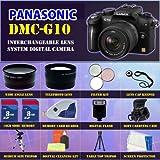 Panasonic DMC-G10 Interchangeable Lens System