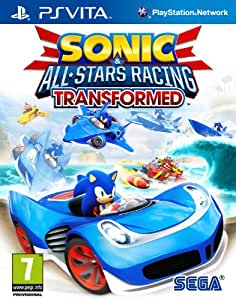 Sonic & All Stars Racing Transformed [import anglais]