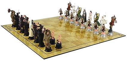 Le Seigneur des Anneaux - Jeu d'échecs PVC Characters