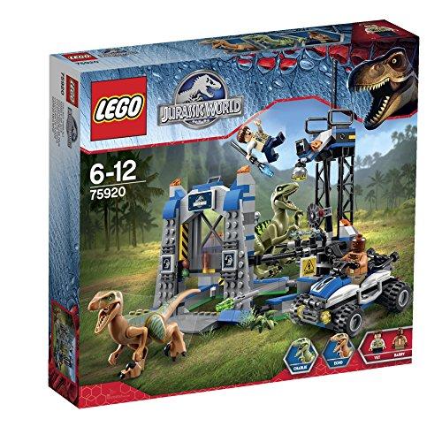 LEGO-Jurassic-Park-Jurassic-World-Raptor-Escape-Set-75920