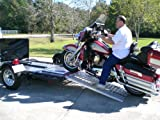 Aluminum Ramp 4 ft. - Motorcycles Onto Trailers - Ramps