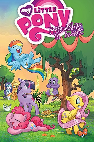 Download My Little Pony: Friendship is Magic Volume 1