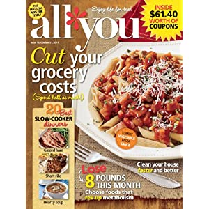 All You (6-month) - Cut Your Grocery Costs - Save %33