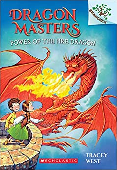 Amazon.com: Power of the Fire Dragon: A Branches Book (Dragon Masters