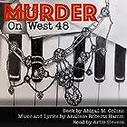 Murder on West 48 Hörbuch von Abigail M Collins Gesprochen von: Artie Sievers