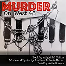 Murder on West 48 Audiobook by Abigail M Collins Narrated by Artie Sievers