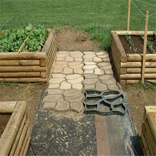 kingso-17x17-inch-walk-maker-concrete-stepping-stone-mold-garden-lawn-path-paver-black