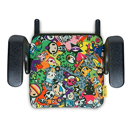 Clek Olli Special Edition Tokidoki Backless Booster Seat, All Over