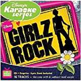 Disney's Karaoke Series: Disney Girlz Rock CD