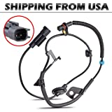 Autex 1pc ABS Wheel Speed Sensor Rear Right 5105062AC 05105062AC 5105062AA Compatible with Dodge Caliber 2007 2008 2009 2010 2011 2012/Jeep Compass Patriot 2007 2008 2009 2010 2011 2012 2013 2014 15