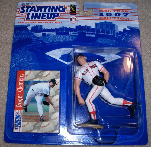 1997 Roger Clemens MLB Starting Lineup Figure