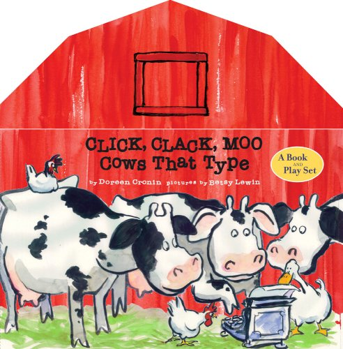 Click, Clack, Moo: A Book and Play Set, DOREEN CRONIN