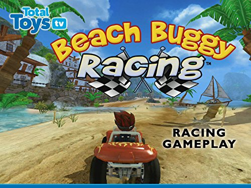 Clip: Beach Buggy Racing