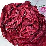 新色追加越前屋独占オリジナルふわふわ兵児フラワー作り帯なでしこ/ワインボリューム帯浴衣帯・結び帯ワンタッチで花帯