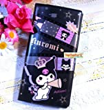 120 Pockets Sanrio Kuromi Business ID Credit Card Holder Case 3.5 by 2.5-Inch Photo Album