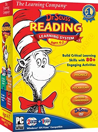 TLC Dr. Seuss Reading Learning System 2008