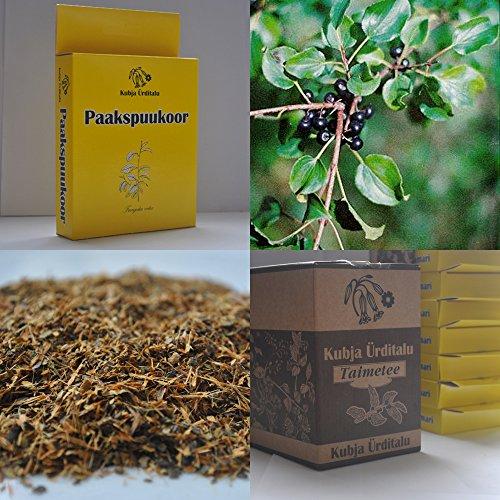 Buckthorn Bark Dried Milled 8,4 Oz.(240G.)=8 Packing X 1.05 Oz.(30G.)
