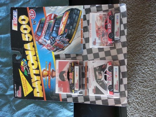 Racing Champs Collector's Edition Daytona 500. NASCAR 1992 Winner's Circle-3 pack