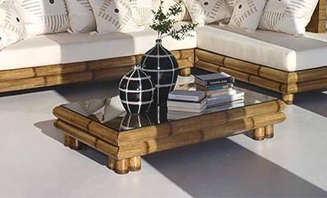 Mesas de Centro de Bambu : Modelo TSU