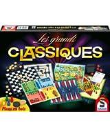Schmidt - 88208 - Malette de Jeu - Les Grands Classiques