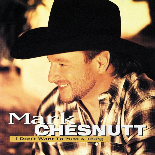 Original album cover of I Don't Want To Miss A Thing by Mark Chesnutt