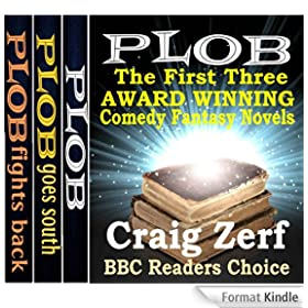 PLOB - The first THREE books in ONE Hilarious package (English Edition)