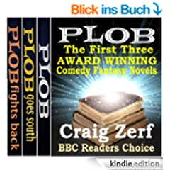 PLOB - The first THREE books in ONE Hilarious package