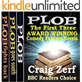 PLOB - Humorous Fantasy: The first THREE books in ONE Great Package (English Edition)