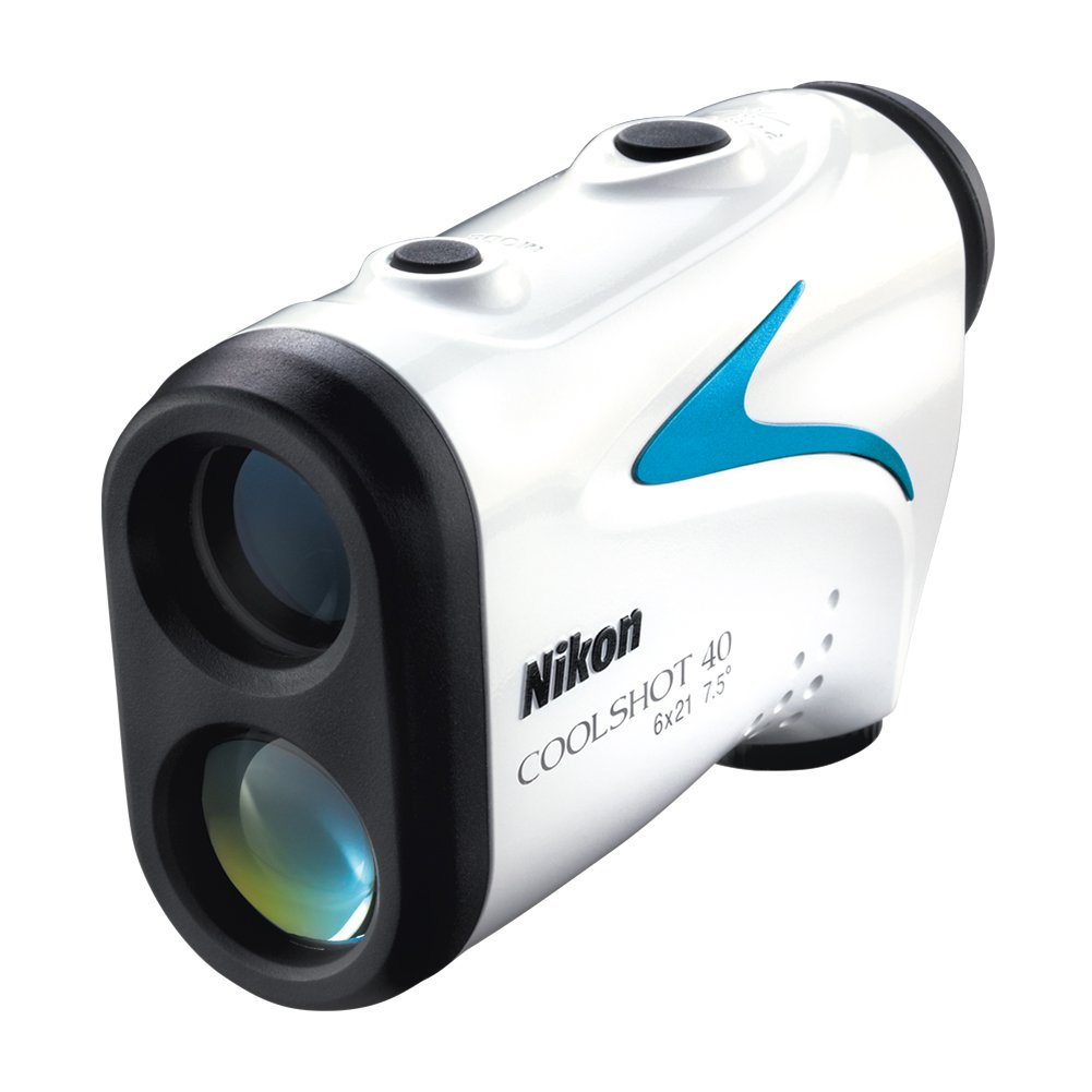 Nikon-COOLSHOT-40-Golf-Laser-Rangefinder