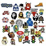 100pcs Sticker Autocollants