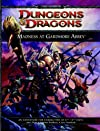 Madness at Gardmore Abbey: A Dungeons & Dragons Supplement (4th Edition D&D)