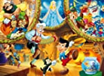 Clementoni 27705.6 - Puzzle Pinocchio...