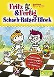 Fritz & Fertig - Schach-R�tsel-Block:...