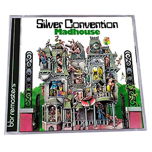 Silver Convention-Madhouse-(CDBBR 0279)-Remastered-CD-FLAC-2014-WRE Download