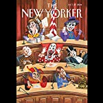 The New Yorker, October 27th 2014 (Richard Preston, Kelefa Sanneh, Dan Chiasson) | Richard Preston,Kelefa Sanneh,Dan Chiasson