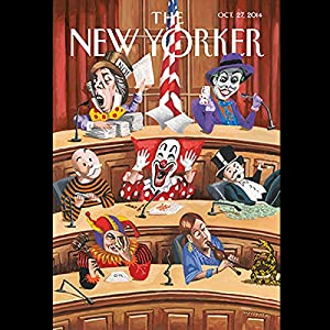 The New Yorker, October 27th 2014 (Richard Preston, Kelefa Sanneh, Dan Chiasson) | [Richard Preston, Kelefa Sanneh, Dan Chiasson]