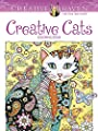 Creative Haven Creative Cats Coloring Book (Creative Haven Coloring Books)