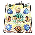 Anself � Positive Gaming Impact Pad Tanzmatte Bewegungs-Spielmatte mit 9 Spielmodi & 100 Songs (PC+TV)