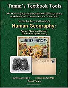Geography 1 review questions in depth.