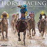 Horse Racing 2017 Wall Calendar