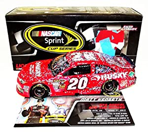 AUTOGRAPHED 2013 Matt Kenseth #20 Husky Tools Racing KANSAS WIN (Raced Version)... by Trackside Autographs
