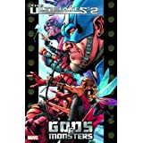 Ultimates 2 Volume 1: Gods And Monsters TPB: Gods and Monsters v. 1 (Graphic Novel Pb)by Bryan Hitch