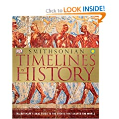 Timelines of History by DK Publishing