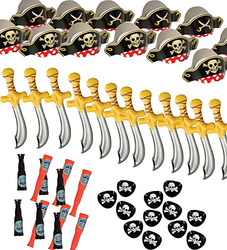 pirate-party-set-12-pirate-hatspatches-swordstelescopes-funny-party-hatsr