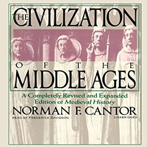 The Civilization of the Middle Ages Audiobook