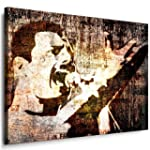 Freddie Mercury - Queen Wandbild 100x...